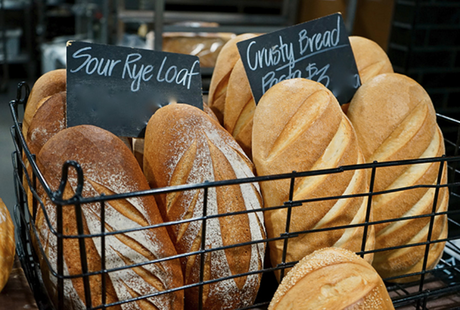 Winter Breads