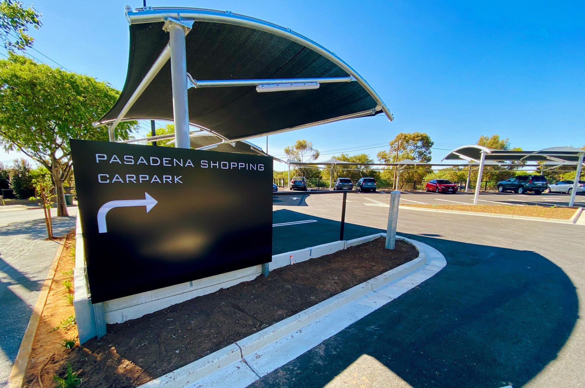 NEW Carpark