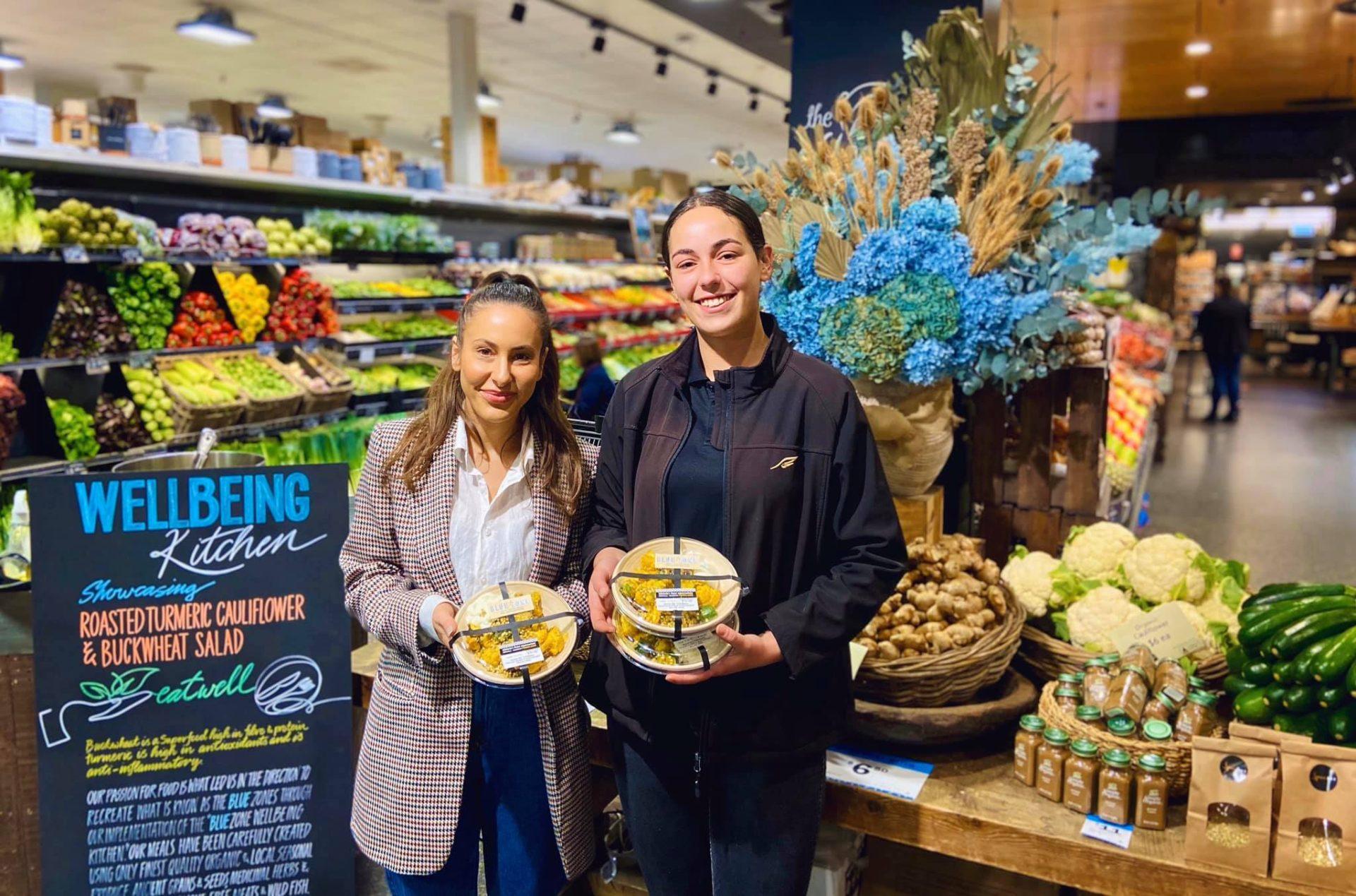 Blue Zone Wellbeing Kitchen's Healthy Meals